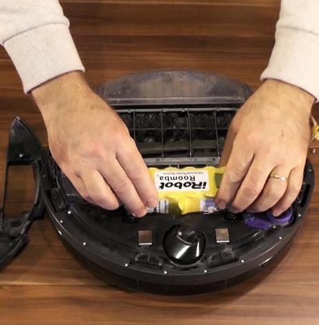 Servicio técnico Roomba en Donostia 3
